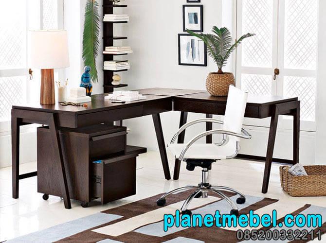 Tips Memilih Furniture Kantor Kayu Jati