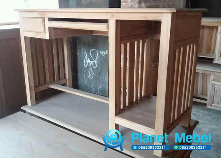 Furniture Kantor Kayu Jati Mebel Kantor Murah