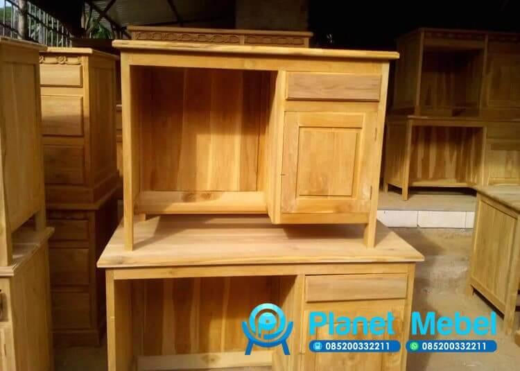 Furniture Kantor Kayu Jati