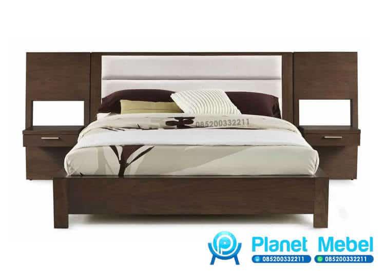 Tempat Tidur Hotel Kayu Minimalis, Tempat Tidur Minimalis, Tempat Tidur Minimalis Kayu Jati, tempat Tidur Jati Minimalis