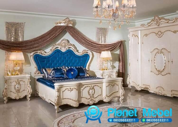 Kamar Set Klasik Modern Astana, Kamar Set Klasik, Kamar Set Ukir Jepara, Kamar Set Klasik Eropa
