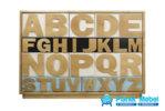 Bufet Alfabet ABC Minimalis
