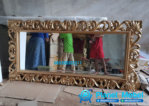 Pigura Cermin Ukir Jepara