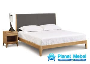 Tempat Tidur Anak Retro Minimalis