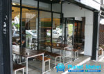 Cafe Restoran Bergaya Mebel Industrial