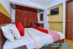 Furniture Kamar Hotel HPL Minimalis Modern Murah