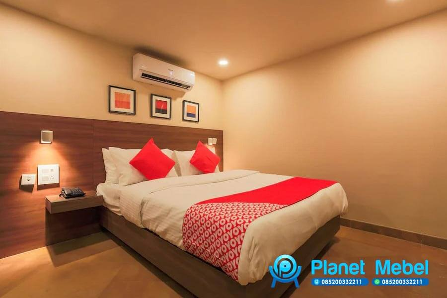 Produsen Furniture Kamar Hotel Minimalis Modern Planet Mebel Jepara