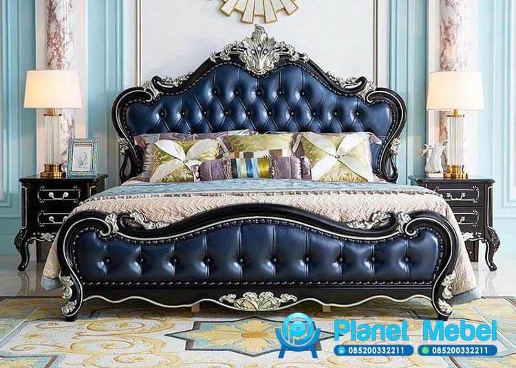 Tempat Tidur Klasik Ukir Jepara